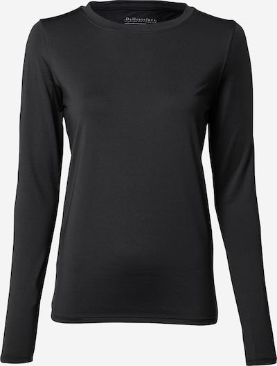 DELICATELOVE Sweat de sport 'TASHA' en noir, Vue avec produit