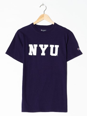 Champion Authentic Athletic Apparel T-Shirt in S-M in Lila