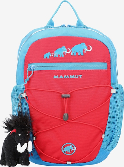 MAMMUT Wanderrucksack in blau / rot, Produktansicht