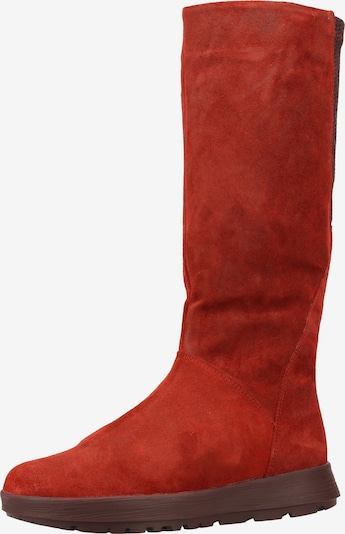 THINK! Stiefel in rot, Produktansicht