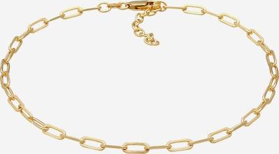 ELLI Fußschmuck Basic Fußkettchen in gold, Produktansicht