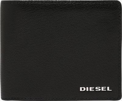 DIESEL Porte-monnaies 'HIRESH' en noir, Vue avec produit