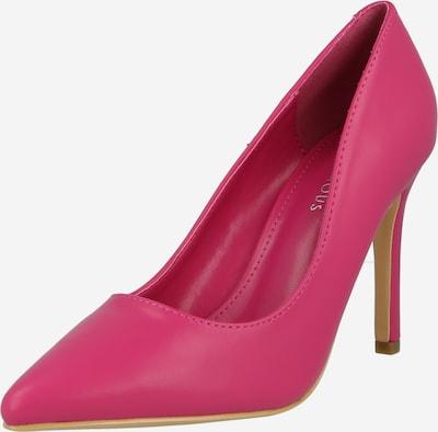 GLAMOROUS Escarpins en rose, Vue avec produit