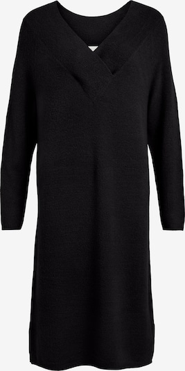 Rochie tricotat 'MADELIA' VILA pe negru, Vizualizare produs