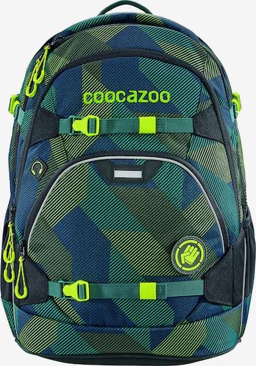 Coocazoo Sac à dos en vert, Vue avec produit