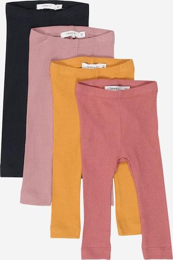 NAME IT Leggings  'KABEX' in honig / rosé / altrosa / schwarz, Produktansicht