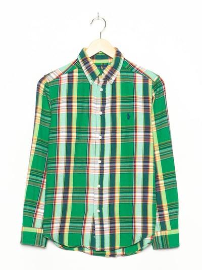 RALPH LAUREN Flanellhemd in S-M in mischfarben, Produktansicht