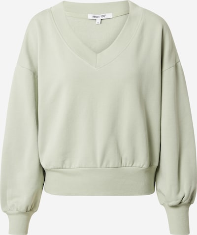 ABOUT YOU Sweatshirt 'Elsa' in mint, Produktansicht