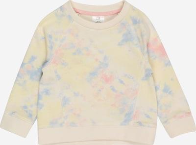 GAP Sweatshirt in creme / rauchblau / rosa, Produktansicht