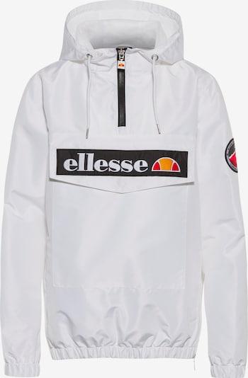 ELLESSE Jacke 'Montez' in nachtblau / orange / rot / weiß, Produktansicht