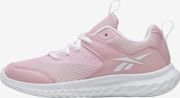 Reebok Sport Athletic Shoes 'Rush Runner 4' in Pink