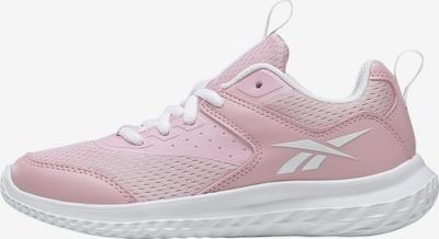 Reebok Sport Chaussure de sport 'Rush Runner 4' en rose / blanc, Vue avec produit