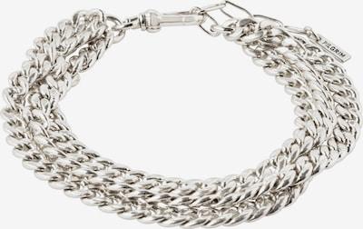 Pilgrim Armband 'Authenticity' in de kleur Zilver, Productweergave