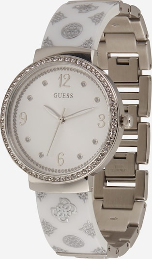 GUESS Analog watch 'MOTIF' in Silver, Item view