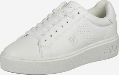 FILA Baskets basses 'Crosscourt Altezza' en blanc, Vue avec produit