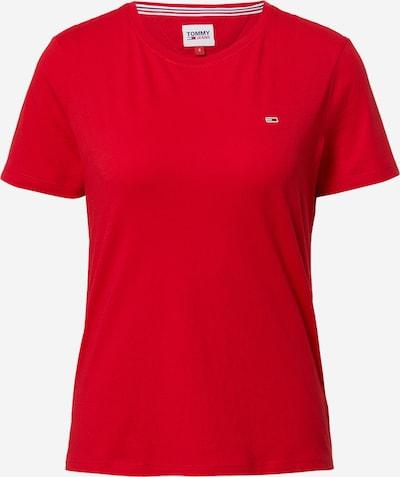 Maglietta Tommy Jeans di colore rosso, Visualizzazione prodotti