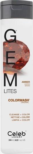 Celeb Luxury Haarshampoo 'Amber Color' in braun, Produktansicht