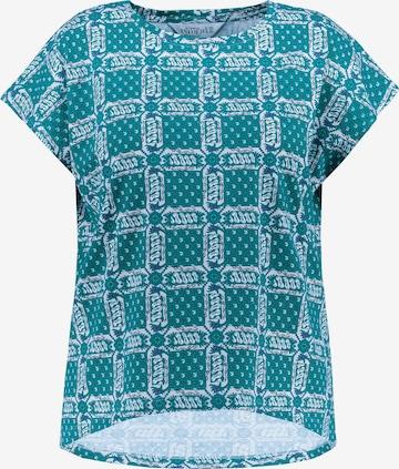 Studio Untold Oversized shirt in Blauw