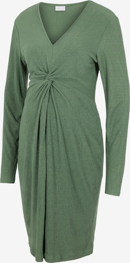 MAMALICIOUS Kleid 'Alvira' in grasgrün, Produktansicht