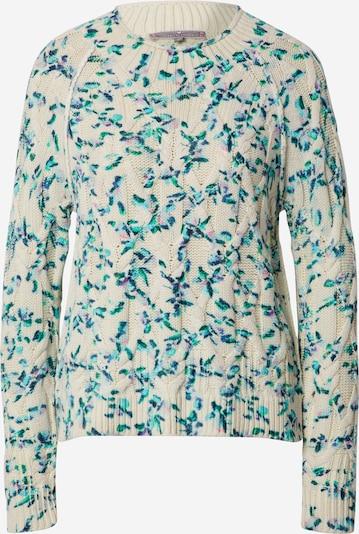 LIEBLINGSSTÜCK Пуловер 'Pamela' в пъстро / бяло, Преглед на продукта
