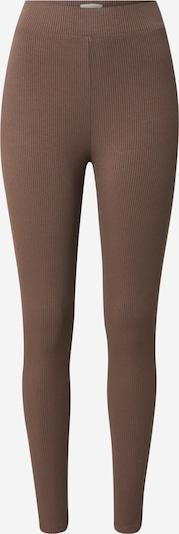 ABOUT YOU x Sofia Tsakiridou Leggings 'Elif' in braun, Produktansicht