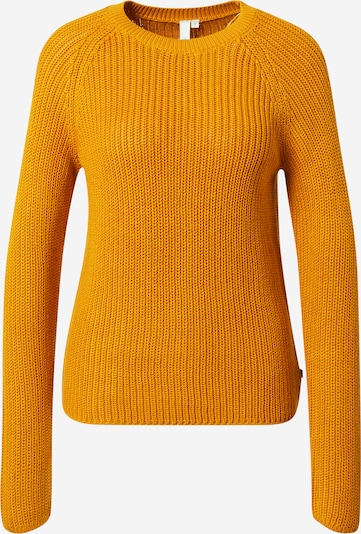 Q/S by s.Oliver Pullover in senf, Produktansicht