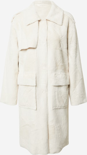 Arch The Label Between-seasons coat 'ABBEY' in cream, Item view