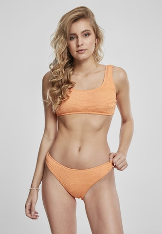 oranžs Urban Classics Bikini