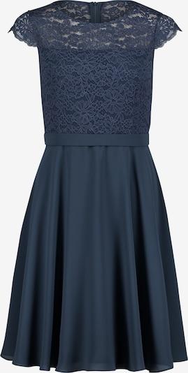 Vera Mont Cocktailkleid mit Spitze in dunkelblau, Produktansicht