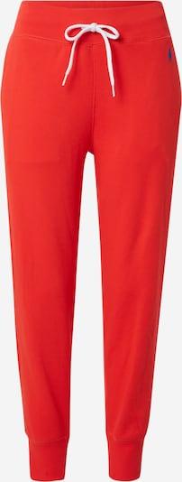 POLO RALPH LAUREN Pantalon en bleu ciel / rouge orangé, Vue avec produit