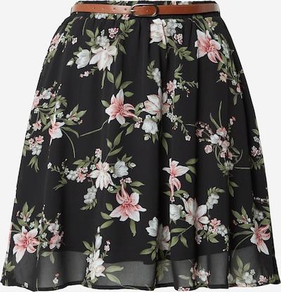 ABOUT YOU Rok 'Lil Skirt' in de kleur Gemengde kleuren / Zwart, Productweergave