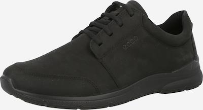 ECCO Schnürschuh 'Irving' in schwarz, Produktansicht