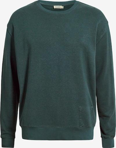 MÁ Hemp Wear Sweatshirt 'Marsh' in dunkelgrün, Produktansicht