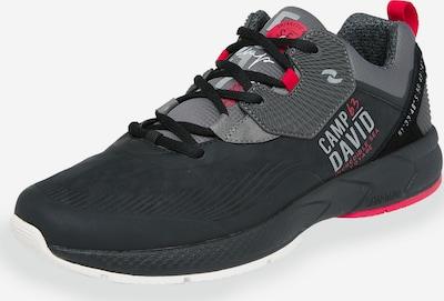 CAMP DAVID Sneakers in Black, Item view