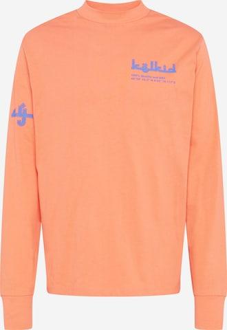 ABOUT YOU x Mero Särk 'Kelkid', värv oranž