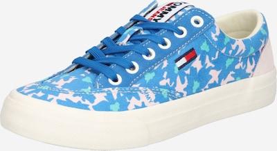 Sneaker low Tommy Jeans pe turcoaz / azuriu / alb, Vizualizare produs