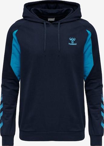 Sweat de sport Hummel en bleu