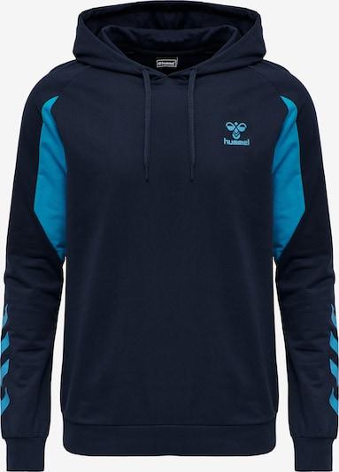 Hummel Sweatshirt in blau / marine, Produktansicht