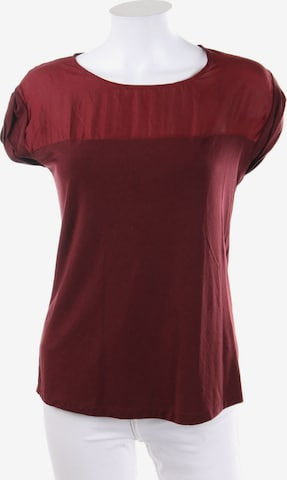 Massimo Dutti Top & Shirt in M in Red