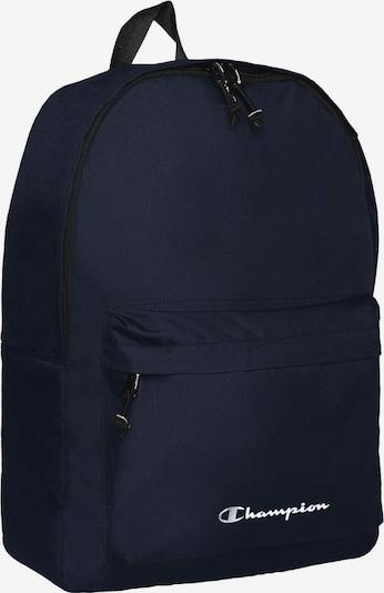 Champion Authentic Athletic Apparel Rugzak in de kleur Nachtblauw / Wit, Productweergave