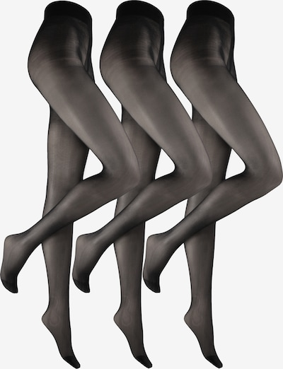 Esda Feinstrumpfhosen '20 DEN' in schwarz, Produktansicht