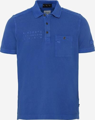 CAMEL ACTIVE Poloshirt in blau, Produktansicht