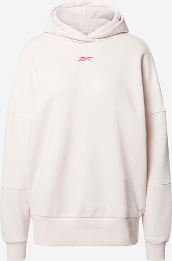 REEBOK Športová mikina - ružová / púdrová, Produkt