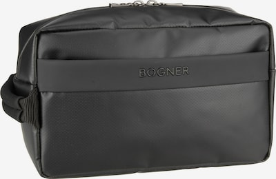 BOGNER Kulturtasche 'Hakuba Jona WashBag SHZ' in schwarz, Produktansicht