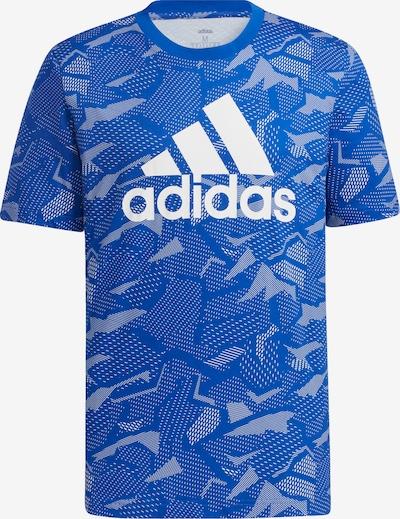 ADIDAS PERFORMANCE T-Shirt in blau, Produktansicht