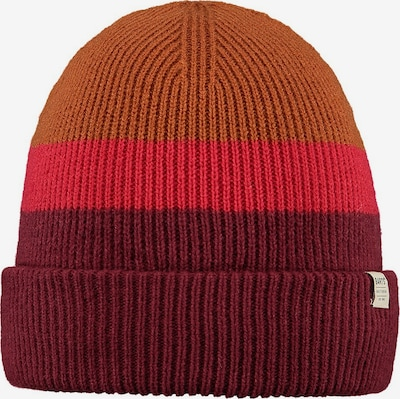 Barts Beanie in Cognac / Blood red / Light red, Item view