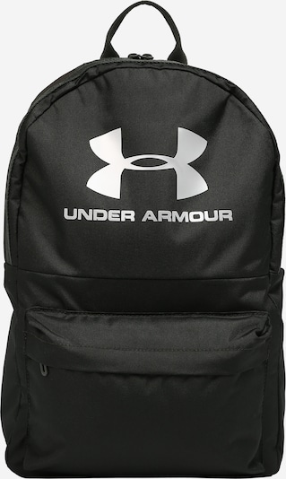 UNDER ARMOUR Sports backpack 'Loudon' in light grey / fir, Item view