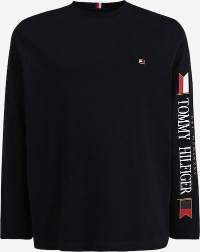 TOMMY HILFIGER T-Krekls kamuflāžas / sarkans / balts, Preces skats