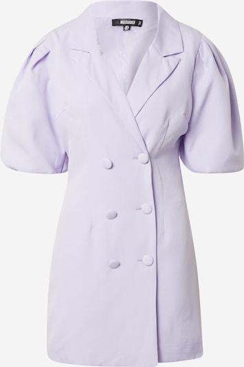 Missguided Robe en violet, Vue avec produit