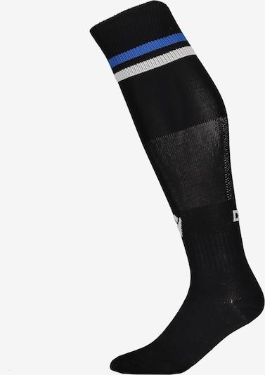 MACRON Stutzen in blau / schwarz / weiß, Produktansicht